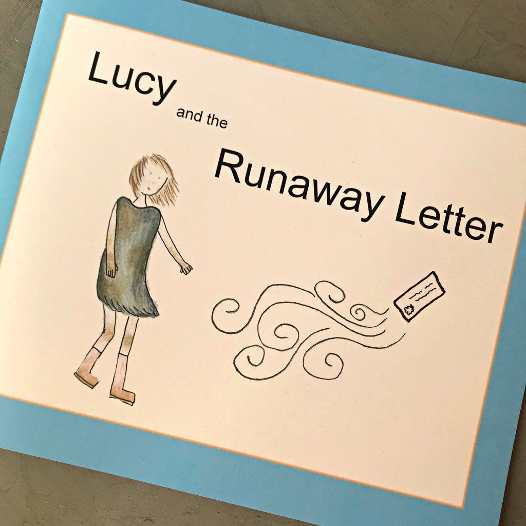 Lucy and the Runaway Letter Book