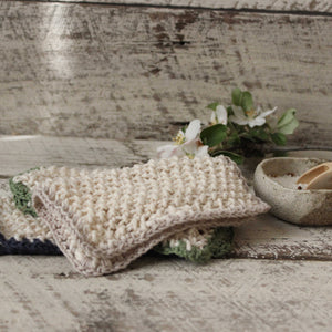 Natural Wash Cloths