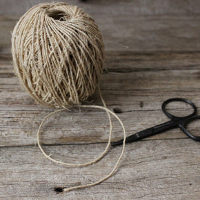 Natural hemp twine for craft buy at Tribe Castlemaine