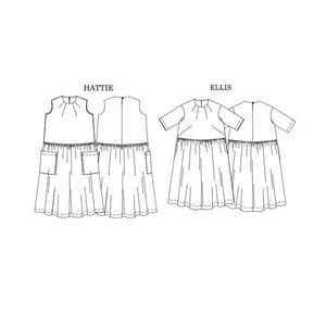 Merchant & Mills Ellis & Hattie Sewing Pattern