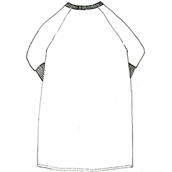 Versatile Fielder Dress Sewing Pattern from Merchant & Mills at Tribe Castlemaine.