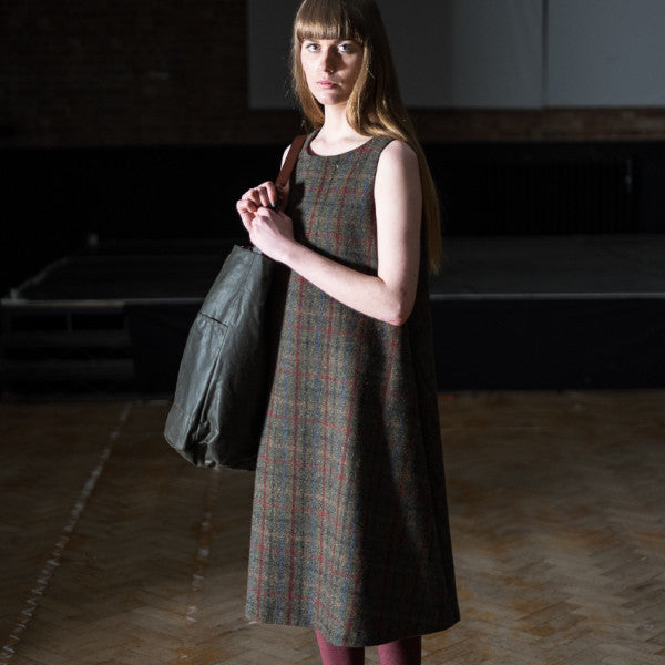 Merchant & Mills classic signature dress, The Trapeze Sewing Pattern, at Tribe Castlemaine.