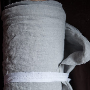 Merchant & Mills European Linen : Polar Grey