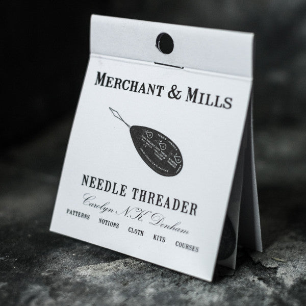 Highest quality needle threader from Merchant & Mills at Tribe Castlemaine.