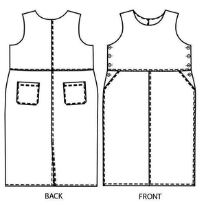Merchant & Mills Whittaker Pattern