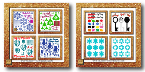 Christmas Svg - The Ultimate Crafting Bundle