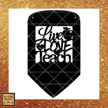 Live Love Teach Svg, Pencil Svg, Pencil Dxf, Teacher Life Svg, Teacher Life Dxf, Teacher Svg, Teacher Dxf, Teacher Cut File, Teacher Gift Svg, Teacher Appreciation, Svg, Dxf, Clipart - Vinyl Cutting Inspiration