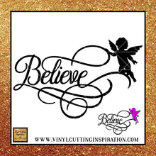 Believe Svg, Angel Svg, Christmas Svg, Svg Files for Cricut, Svg Files for Silhouette, Vinyl Cutting - Vinyl Cutting Inspiration