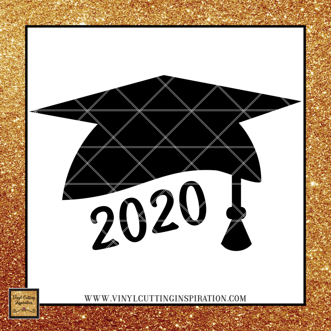 🎓 Graduation 2020 svg, Graduation Cap Svg Cut File, SVG, DXF, Vector Cutting Files, cut files, Teacher svg - Vinyl Cutting Inspiration