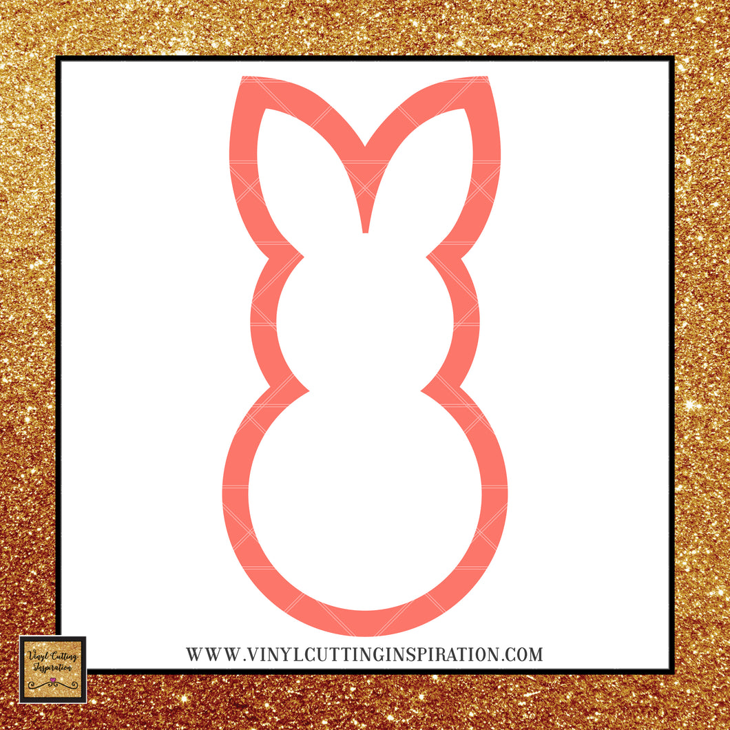 Rustic Bunny Farmhouse Style Svg, Easter Bunny Svg, Easter Svg, Bunny Svg, Rabbit Svg, Easter Cut Files, Happy Easter Svg, Cricut Cut Files, Silhouette Cut, Silly Rabbit - Vinyl Cutting Inspiration