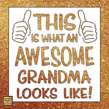 This is what an Awesome Grandma Looks like Svg, This is what Awesome looks like svg, This is what an Awesome person looks like!  Hands Svg - Vinyl Cutting Inspiration