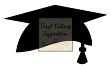 Graduation 2019, Graduation Cap Svg Cut File, VCI Design # 1082 - SVG, DXF, Vector Cutting Files, cut files - Vinyl Cutting Inspiration