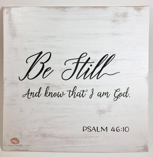 Be Still and know that I am God Svg, Be Still Svg, Scripture Svg, Christian Svg, Psalms svg, Religious Svg, God Svg, Christian Svg, Cricut - Vinyl Cutting Inspiration