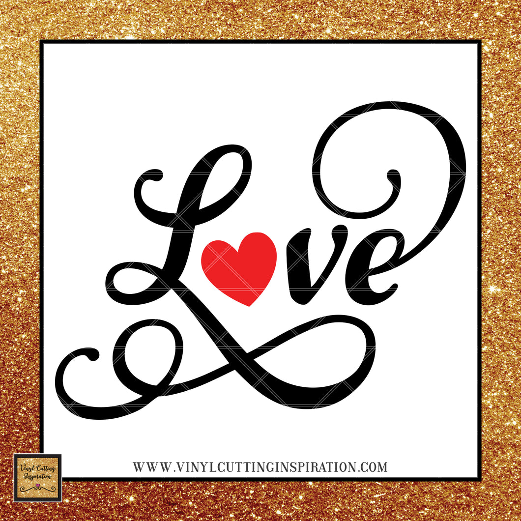 Love SvG, Valentines Day Svg, Valentine Svg, Valentines Svg,Heart Svg, Love Heart Svg, Cutting Files For Cricut, Svg Files, Svg Image, dxf - Vinyl Cutting Inspiration