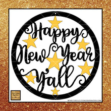 Happy New Year Y'all Svg, New Year Svg, 2019 New Year Svg, Happy New Year Svg, - Vinyl Cutting Inspiration