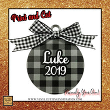 11 Print and Cut Buffalo Plaid Christmas Ornaments, print and cut svg, print and cut, print and cut files, print and cut designs, print and cut christmas svg, print and cut christmas, print and cut cricut, buffalo plaid svg - Vinyl Cutting Inspiration