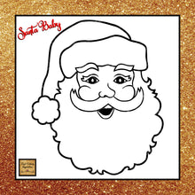Santa Svg, Santa Claus Svg, Christmas Svg, Christmas Cutting Files, Santa Baby, Svg Images, Svg Files for Christmas - Vinyl Cutting Inspiration