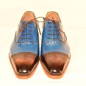 ITALIAN TUTONE CAP TOE SHOE