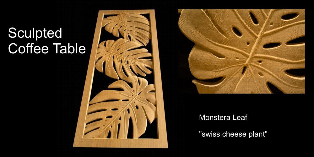 Monstera Table