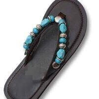 """AZTEC""  - INTERCHANGEABLE SANDAL SNAP"