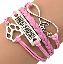CORD BRACELET - BEST FRIEND