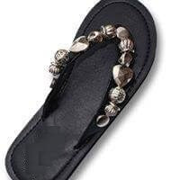 """HEART BREAKER""  - INTERCHANGEABLE WOMEN'S SANDAL SNAP"