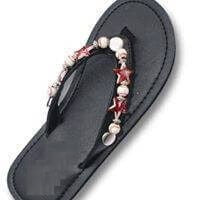 """HOME RUN""  - INTERCHANGEABLE WOMEN'S SANDAL SNAP"