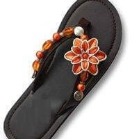 """SPICE""  - INTERCHANGEABLE SANDAL SNAP"