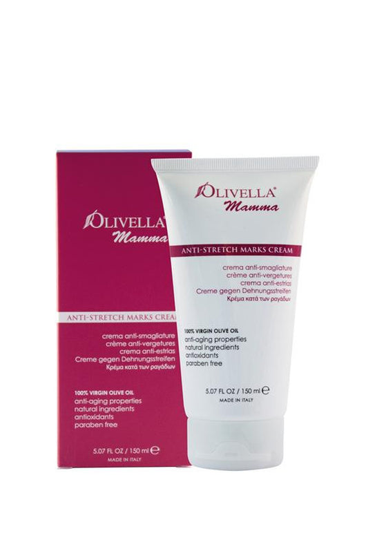Olivella Mamma Anti-Stretch Mark Cream  150ml