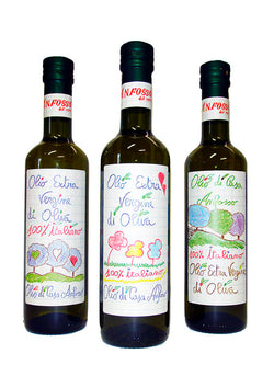 Ligurian Extra Virgin Olive Oil 500ml