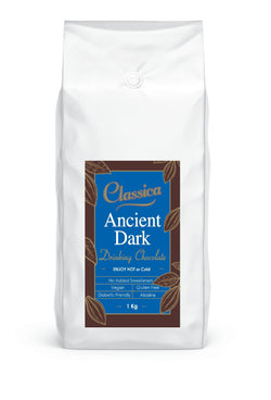Classica Ancient Dark Artisan Drinking Chocolate 1kg