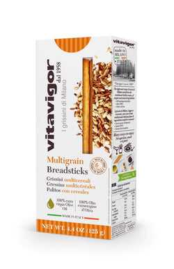 Grissini Multigrain - Boxed  125g