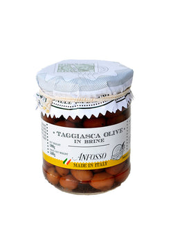 Ligurian Olives in Brine 180g