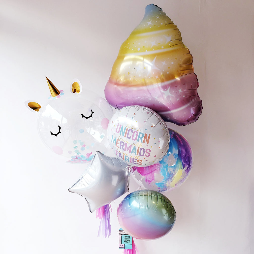 Bouquet Unicorn Poo