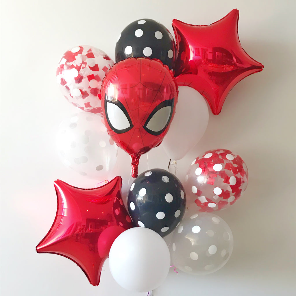 Bouquet Spiderman (Con helio +$385)