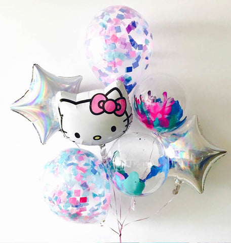Bouquet Hello Kitty (Con helio +$315)