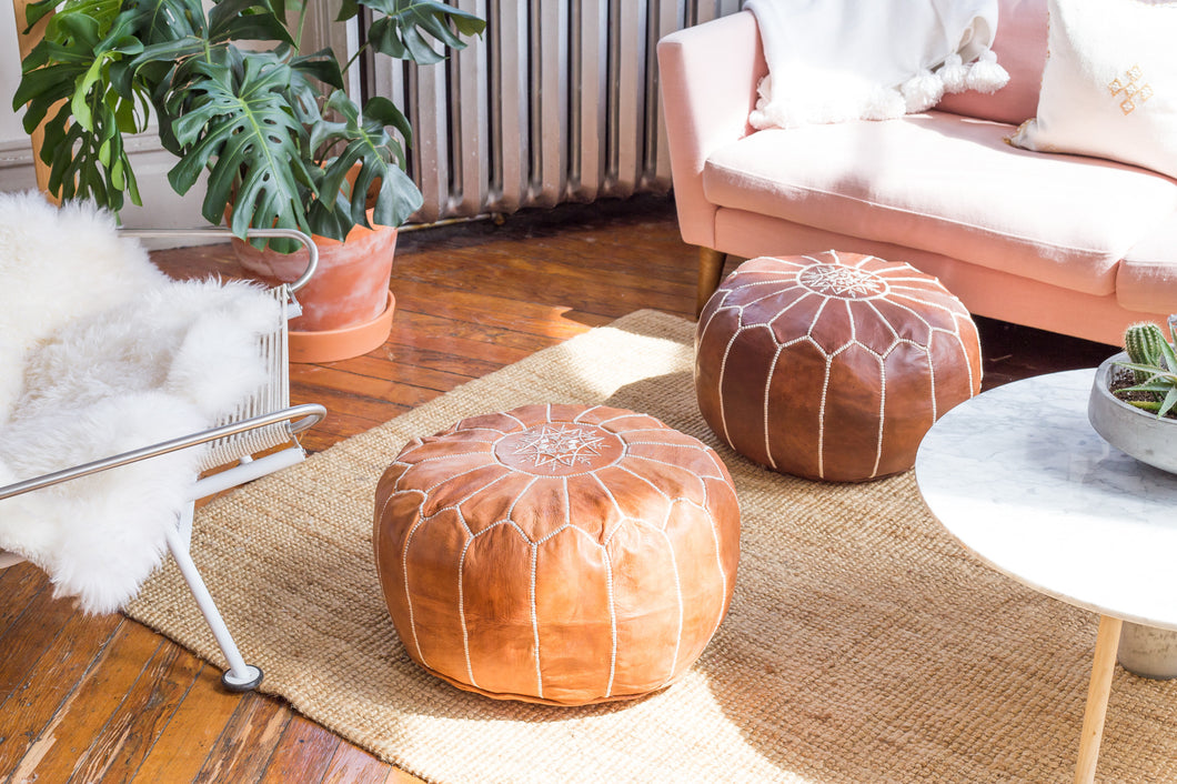 Moroccan Pouf Taba Artizanry Home Fascinating How To Stuff A Moroccan Pouf