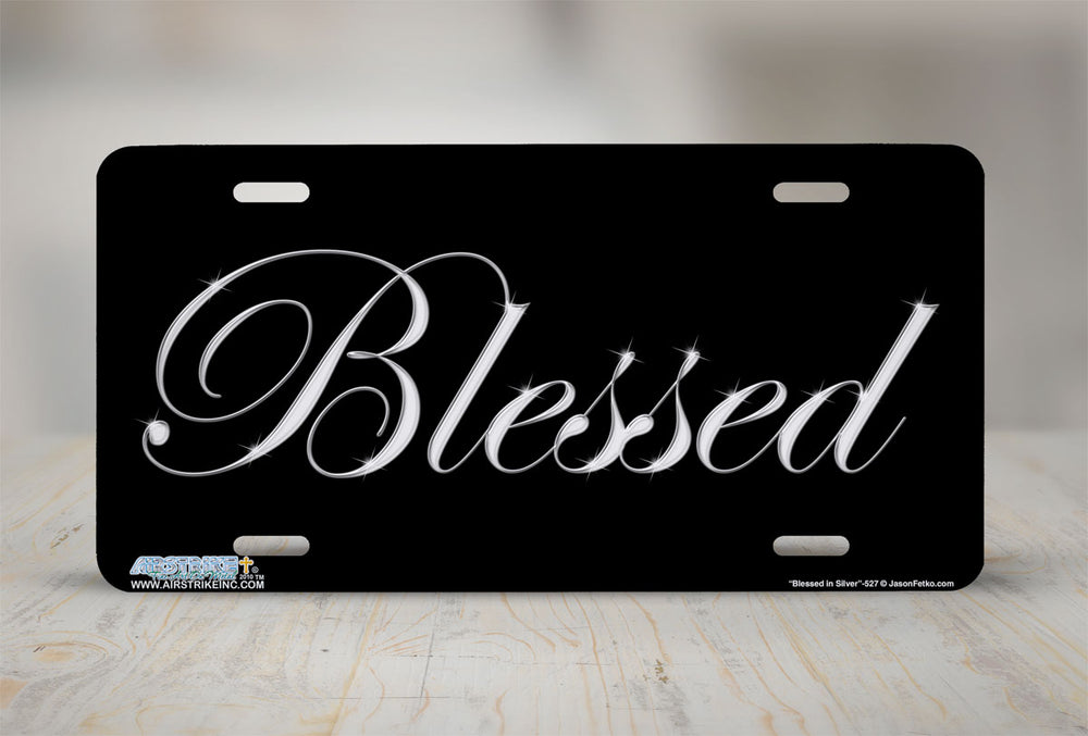 CHRISTIAN LICENSE PLATES