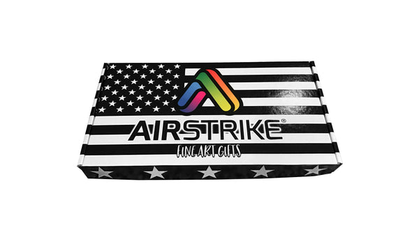 Airstrike® Black American Flag License Plate Frame, American Flag Car Tag Frame, US License Plate Frame, United States Flag License Plate Frame-30-766