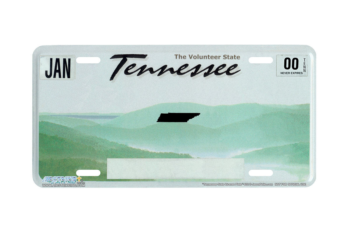 "Airstrike® 632-""Tennessee State License..."