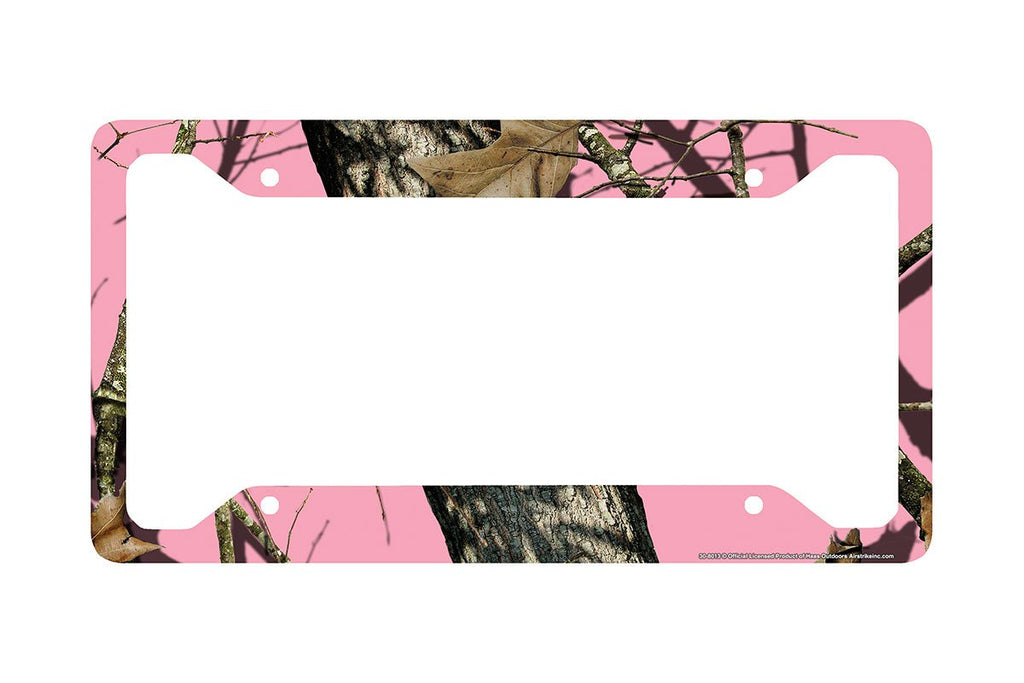 License Plate Frames - Airstrike
