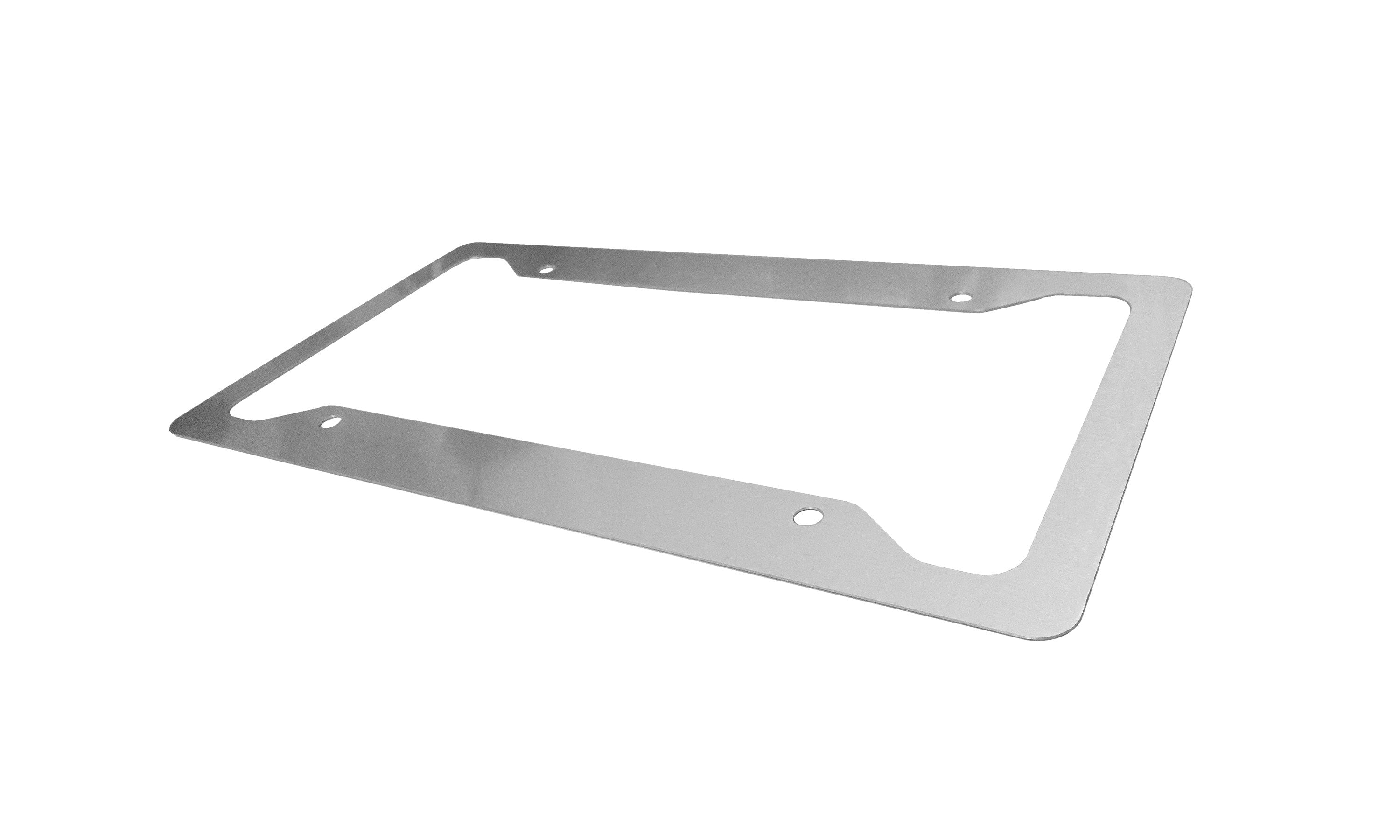 Airstrike® Pink Camo License Plate Frame, Mossy...