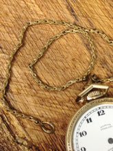 Load image into Gallery viewer, 1926 Illinois Watch Co Illinois Sterling 12S 17J Pocket Watch