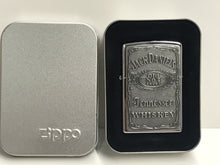 Load image into Gallery viewer, www.hersandhistreasures.com/products/2004-Jack-Daniels-Label-Zippo-NEW