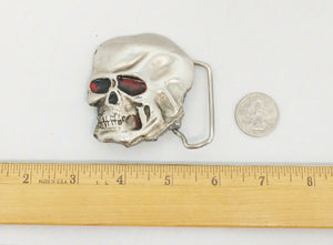 1978 Instyle Skull Belt Buckle