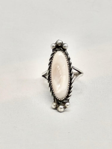 www.hersandhistreasures.com/products/Navajo-RN-Signed-Mother-of-Pearl-Sterling-Silver-Ring