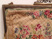 Load image into Gallery viewer, Vintage Petit Point Tapestry Purse From Austria