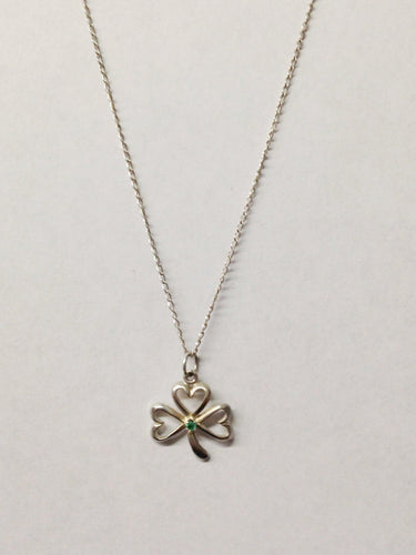 www.hersandhistreasures.com/products/3-Leaf-Clover-Sterling-Silver-Necklace