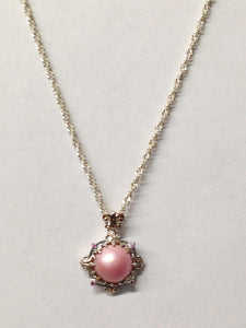 www.hersandhistreasures.com/products/Pink-Cabochon-Sterling-Silver-Necklace