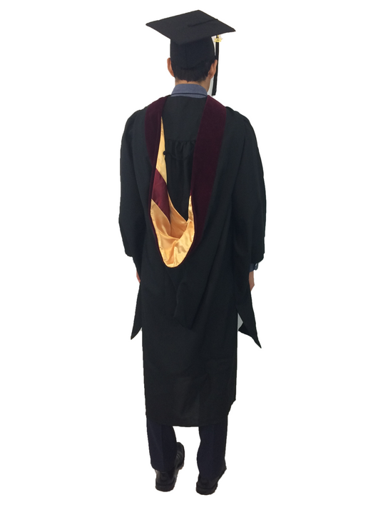 Masters Hood for CSULA Students – Discount Cap & Gown